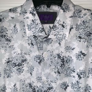 Men's Tallia Button Down Shirt